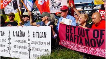 Will Canada's NAFTA negotiators cave in to Trump?
