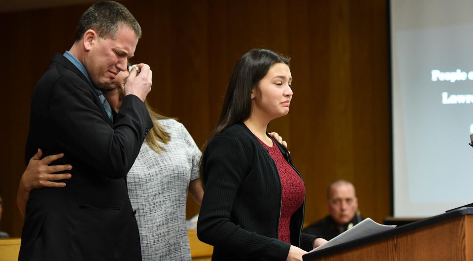 Michigan universities ask lawmakers to delay Nassar assault bill vote