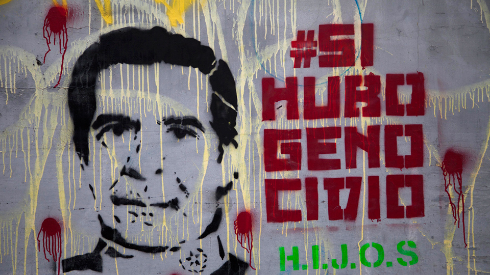 Tyrant Rios Montt dies, but his ghost still haunts Guatemala
