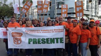 SPU truena contra los verdugos que imponen el plan fiscal