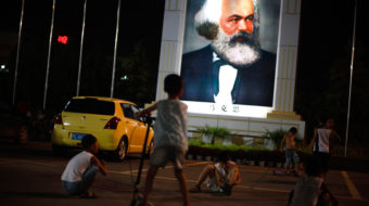 Making time for Marx, not just the market