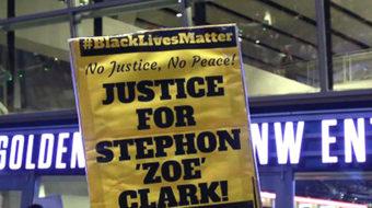 Kings partner with Black Lives Matter after Stephon Clark's death