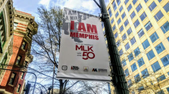 At IAM2018,  King's legacy is civil rights and labor action