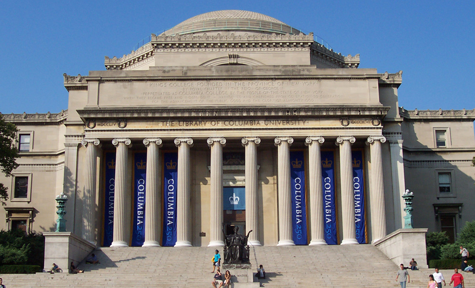 This week in history: Protesting students occupy Columbia University