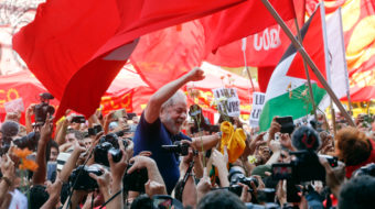 Brazil: Former president Lula to prison; police fire on protesters