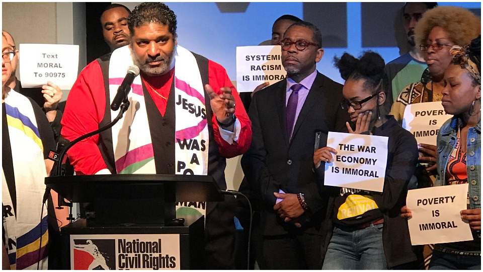 Poor People's Campaign preserves King legacy; targets racism, poverty, and militarism