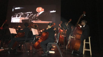 Los Angeles commemorates Dr. King with glorious music