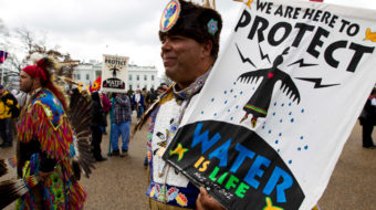 Oil keeps flowing as Corps misses deadline for DAPL environmental study