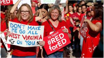 STRIKE! Interview with Arizona teachers union leader