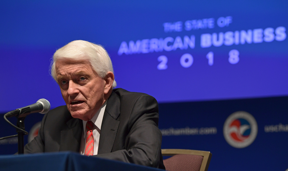 Congressional GOP lets business lobbyists rewrite labor law