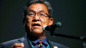 Navajo nation stands up to USA
