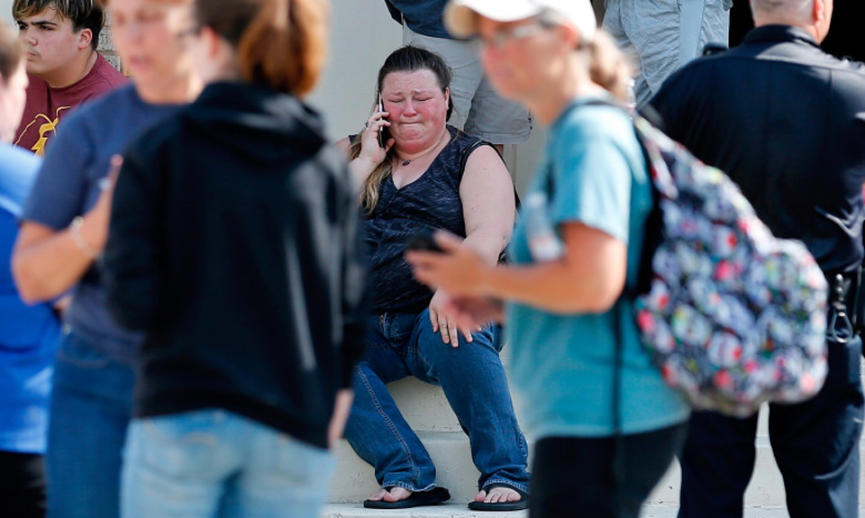 Santa Fe: Mass shootings and the moral hazard of capitalism