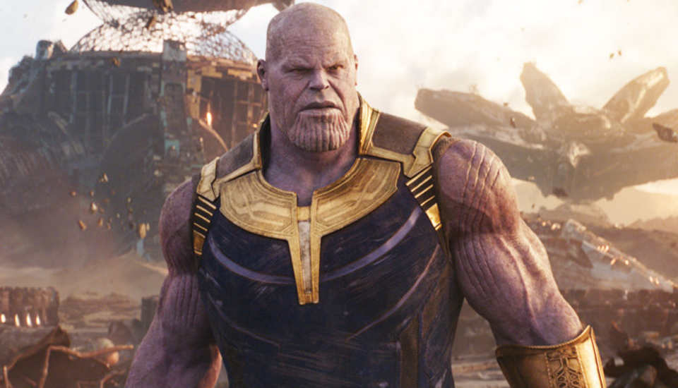 The ecological fascism of Thanos in Marvel's 'Infinity War'