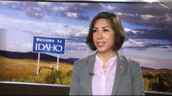 Indigenous and female: Idaho gubernatorial candidate Paulette Jordan making history
