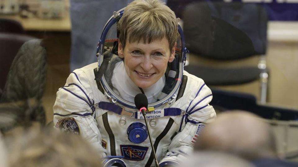 La astronauta extraordinario Peggy Whitson se retira de NASA