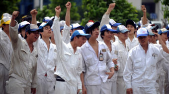 Times are changing for China's labor movement