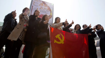 U.S. Communist Party leader tours China, shares impressions