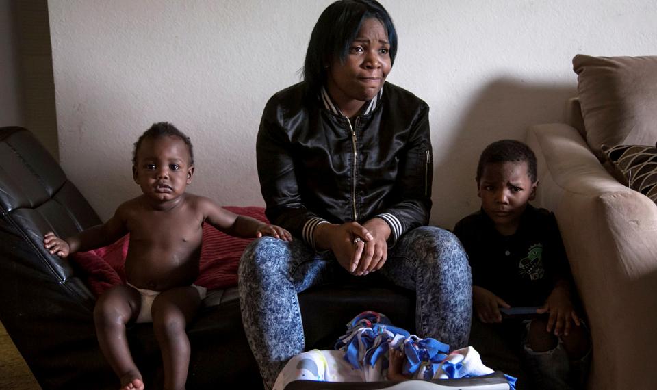 Kids in Flint still afraid to drink the water