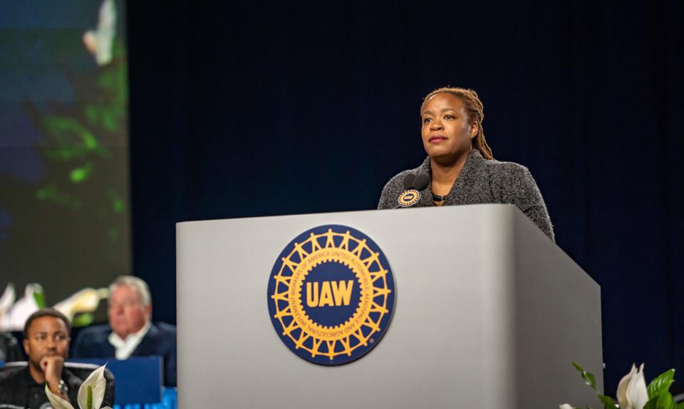 Retiring UAW President Williams: Union stronger than four years ago