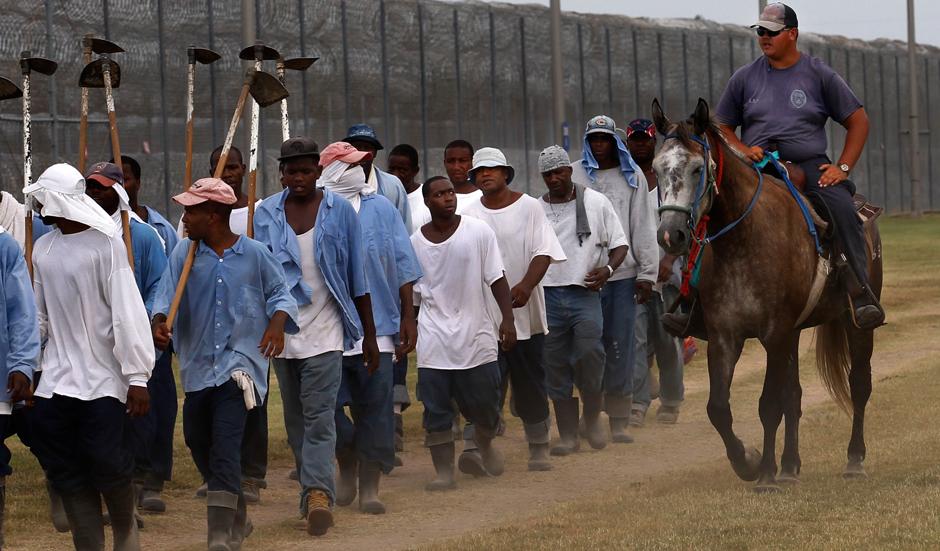 Louisiana's Angola: Proving ground for racialized capitalism