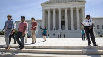 Supreme Court upholds Trump travel ban