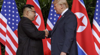 Despite Trump's record, there are positives from the Korea summit