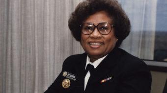 This week in history: Dr. Joycelyn Elders testifies to Congress