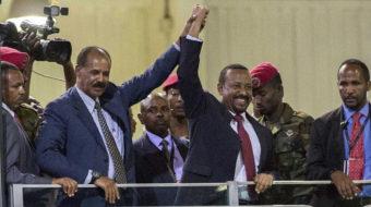 La paz se hizo fiesta: miles celebran amistad entre Etiopía y Eritrea
