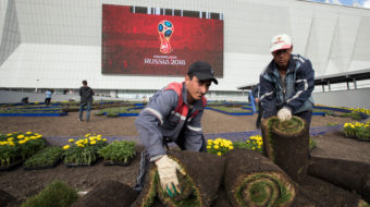 The World Cup runs on migrant workers