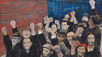 Artist Ben Shahn was moved by the Tom Mooney case