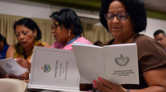 Cuba's new constitution endorses marriage equality, reworks socialist vision