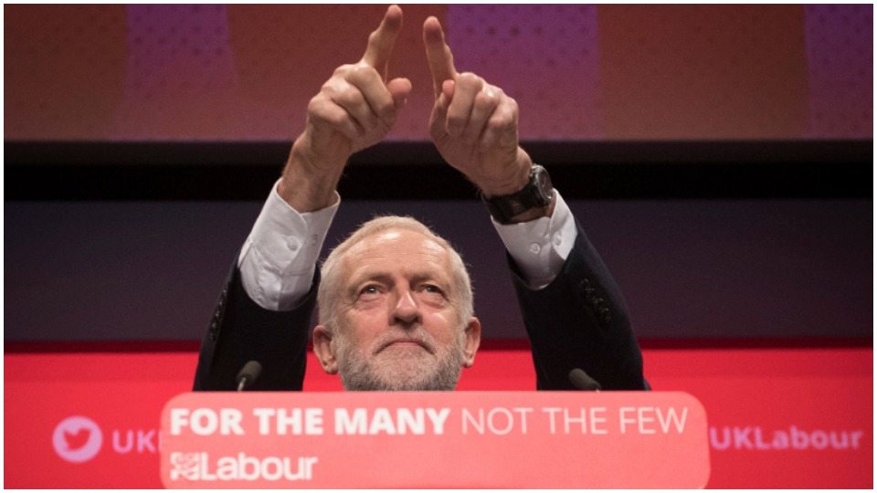 Jeremy Corbyn on 70 years of free public health care in Britain