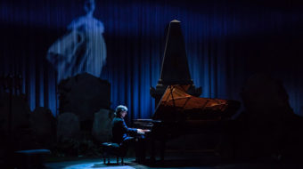 Hear Beethoven roar in Hershey Felder's new biographical treatment
