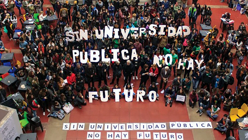 Argentina: Para defender la educación pública