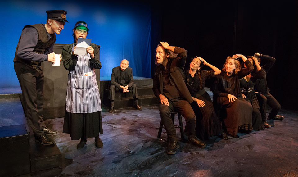 Dylan Thomas's 'Under Milk Wood' receives an inspired stage production