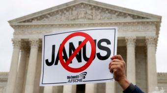 Janus, labor's fightback and 2018 elections Webinar, Sun., August 19