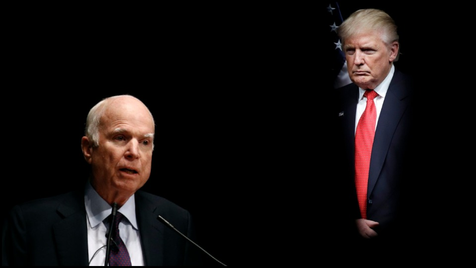 Trump snubbed McCain, but the media snubbed the rest of us