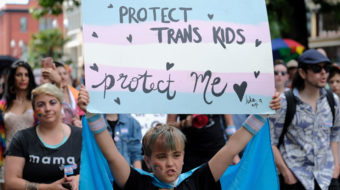 Parents sue judge who refuses to approve transgender teens' new names