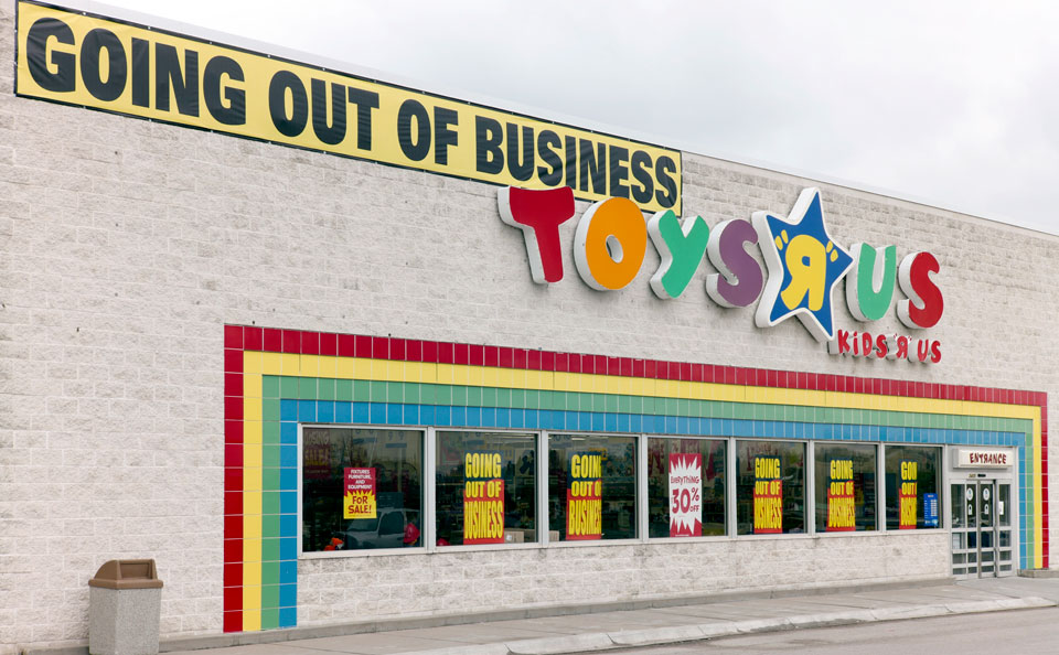 Wall Street killed Toys 'R' Us, but its workers' fight continues