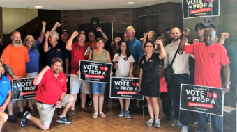 """Right to work"" dead in Missouri, Ohio vote terrifies GOP"
