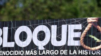 Cuba to UN: End the blockade!