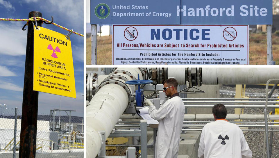 Hanford nuke workers win health and safety deal