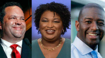 African-American gubernatorial nominees emphasize authenticity