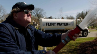 'Fahrenheit 11/9': Ticket to Michael Moore's latest film a hot item