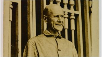 'While there is a lower class, I am in it': Eugene Debs sedition centennial