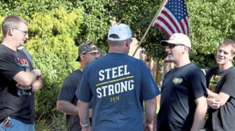 Workers at U.S. Steel vote to authorize strike