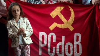 Brazilian Communists rally to defend democracy after Bolsonaro win