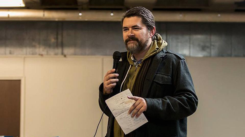 Tony Pecinovsky, St. Louis labor activist, runs for alderman