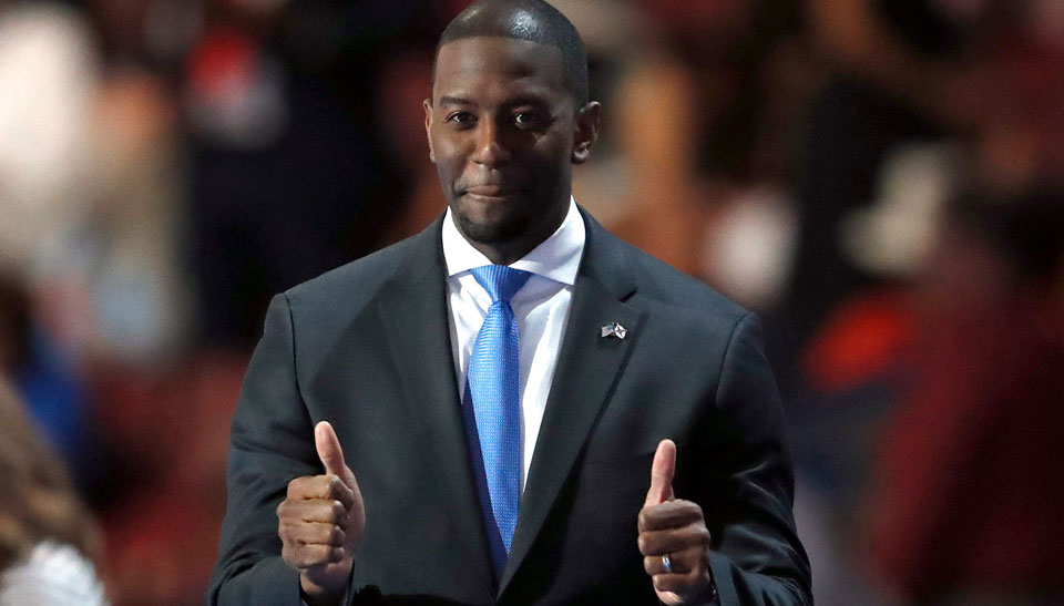 Racist dog whistles against Andrew Gillum could backfire on Florida GOP