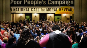 Poor People's Campaign shows face of poverty in Virginia
